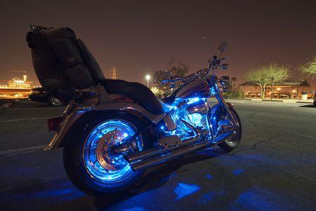 Electric Blue........... - harley davidson, motorcycles