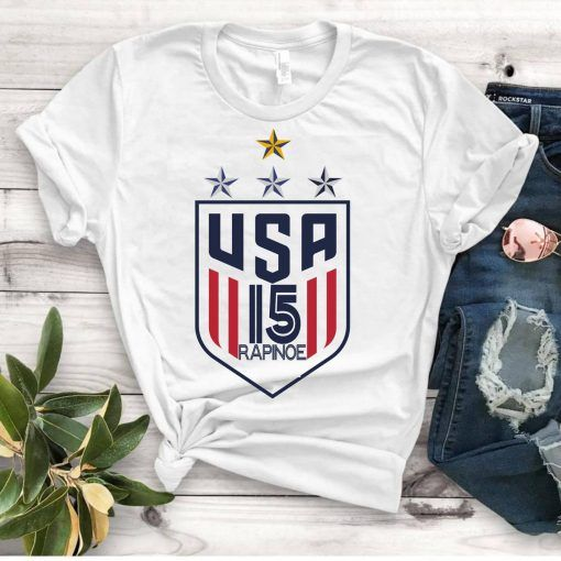 Women's National Soccer Team Shirt USWNT Alex Morgan, Julie Ertz, Tobin Heath, Megan Rapinoe Gift T-Shirt