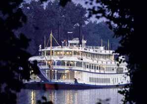 General Jackson Dinner Cruises - Enjoy Dining and Entertainment in Nashville