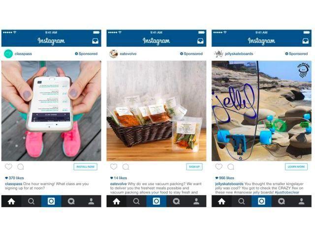 Instagramdan reklam konusunda yeni adımlar