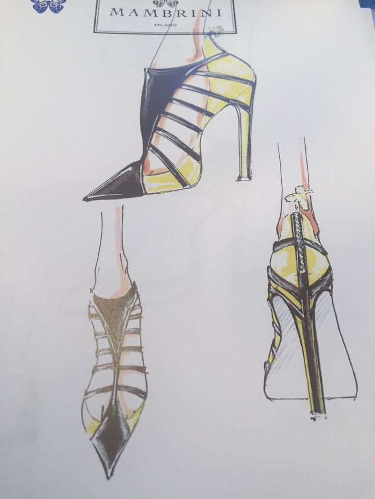 Love shoes  Mambrini