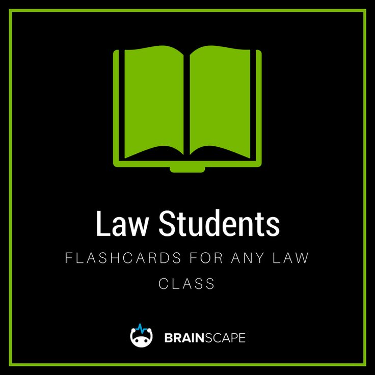 If you're a law student or aspiring law student. We've got flashcards to help you whether it's family law, property law, constitutional law or many of the other disciplines. Even Bar Exam prep!