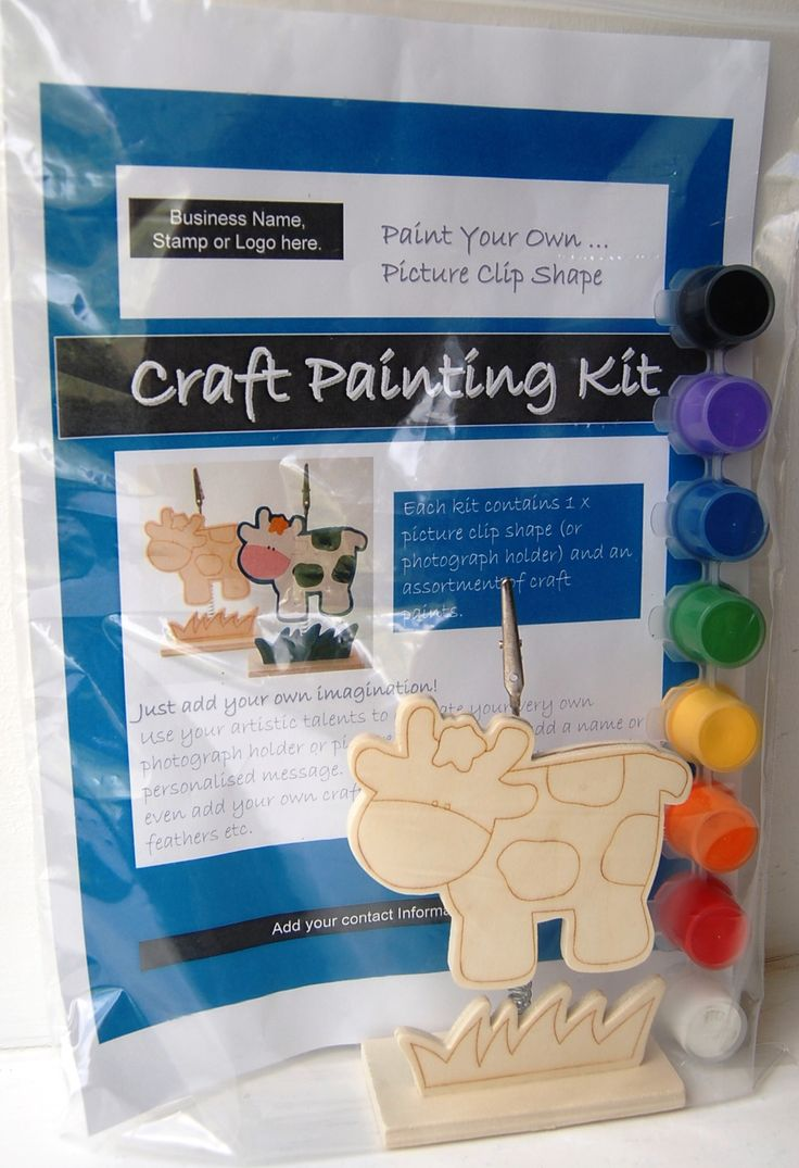 1000+ images about DIY Art & Craft Kits on Pinterest