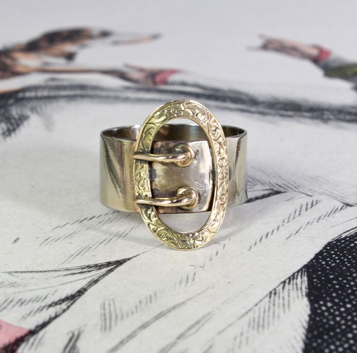 33 best Buckle Rings images on Pinterest