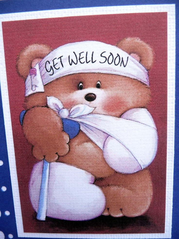 humorous get well soon cards free | How to | What to Write in a Get Well Soon Card?