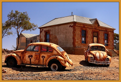 Silverton, Near Broken Hill, Australia  - Copyright All Rights Reserved Black Diamond Images.
