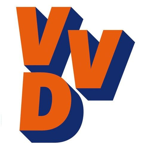 VVD is the leading party this elaction year. The President of the Netherlands is also part of this party.