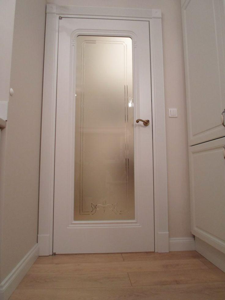Białe drzwi Moric z kolekcje Ruggiero :)
