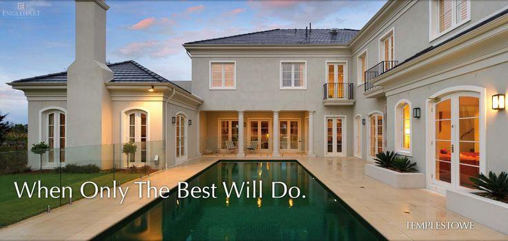 Nice luxury home builder website