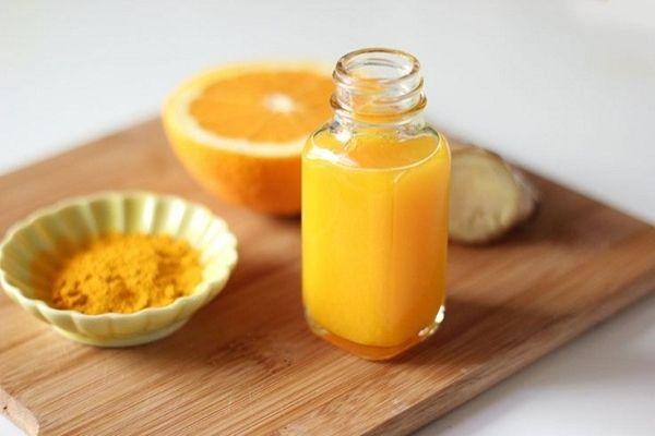 Otthon elkészíthető természetes gyulladáscsökkentő ital