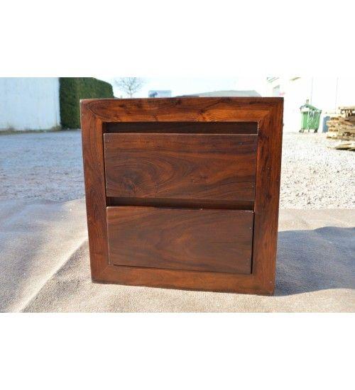 #Indyjska drewniana szafka #nocna Model: sc-005 @ 680 zł. Odwiedź już dziś ...! http://goo.gl/vtUAoS