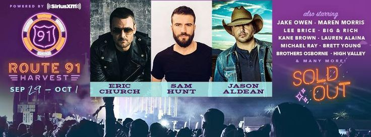 4th-Annual Route 91 Harvest Festival Sells Out Months In Advance! – Vegas24Seven.com