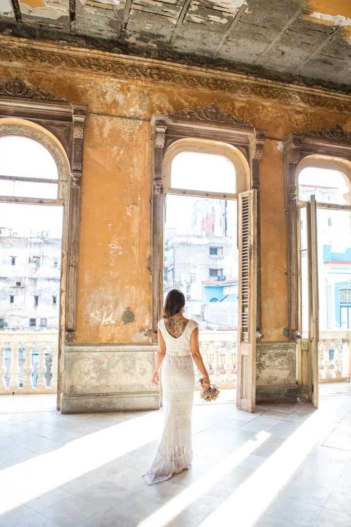 Havana Cuba Wedding, La Guarida Wedding, Ayenia Nour Photography Cuba Wedding…