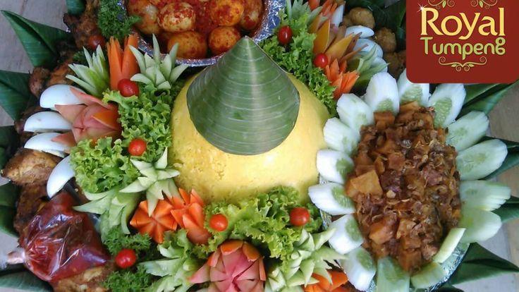 Nasi Tumpeng Pesanan Bunda Vera di BSD City , Tangerang | 081287608239