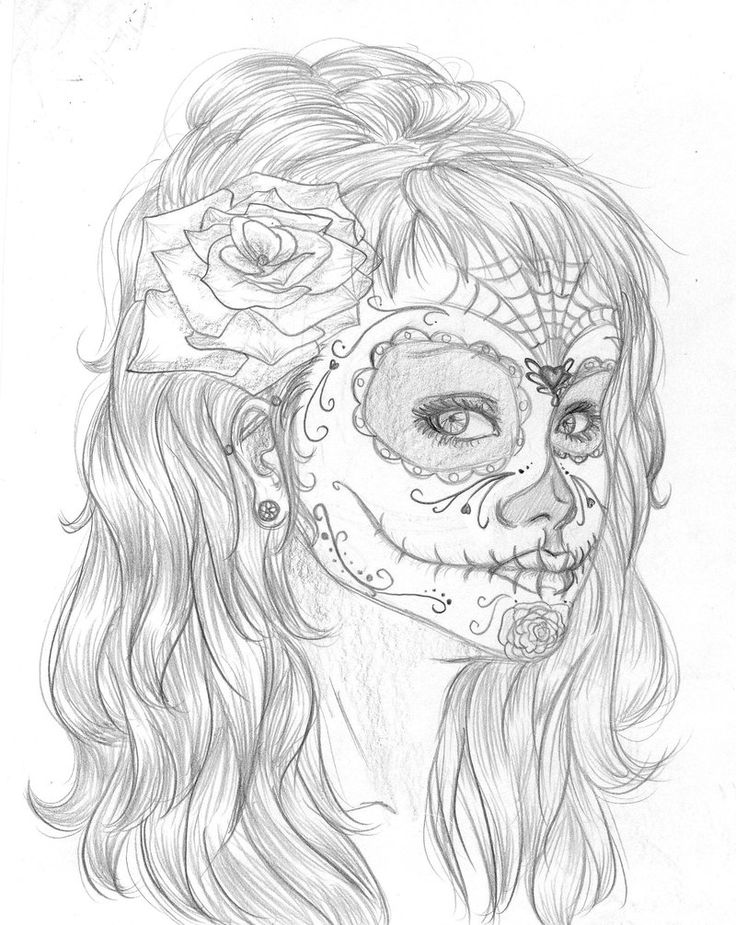 Coloring Pages For Adults Skull : 148 best coloring pages images on pinterest