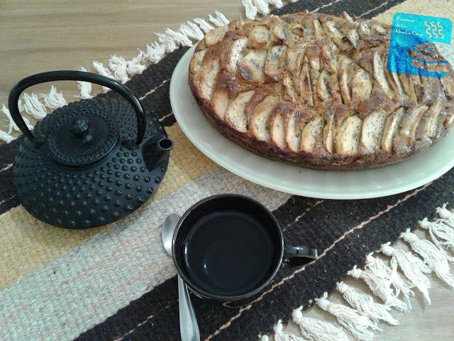 Abuela Coca, Recetas De Familia 💟💟💟: Pastel de Manzana y Amapola  🍏🍎