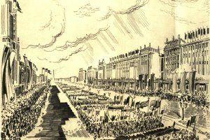 Metropolis  big plans for Warsaw
