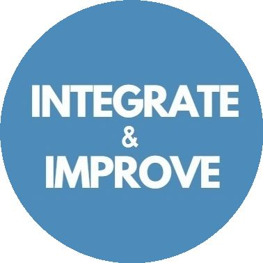 Logo Integrate and Improve