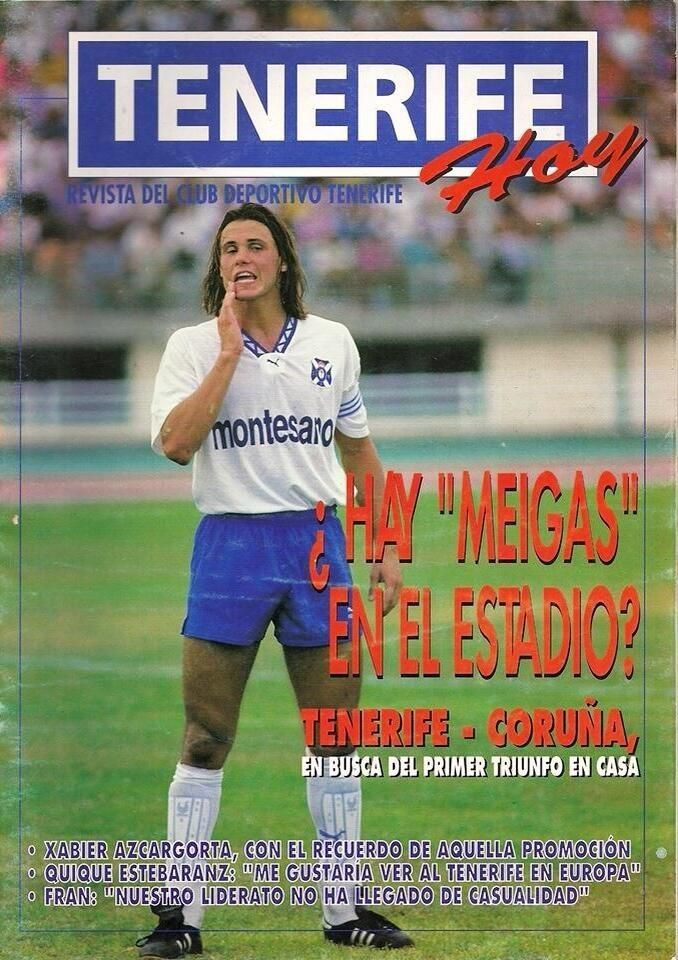 revista Tenerife Hoy portada