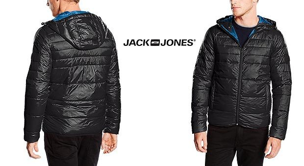 ¡Chollo! Chaqueta Jack & Jones Baron Puffer para hombre barato 26 euros - 46% descuento - http://www.clubchollos.com/chollo-chaqueta-jack-jones-baron-puffer-para-hombre-barato/ - Aunque en teoría se supone que este invierno debería de estar llegando a su fin, parece que tanto el frío como la lluvia han decidido apretar un poco. Y con el fin de combatir este tiempo adverso, te propongo una chaqueta Jack & Jones Baron Puffer para hombre. Esta chaqueta acolchada de color neg...