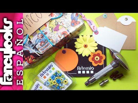 Kit para Ojetes de Artemio, idea para presentar regalos - YouTube