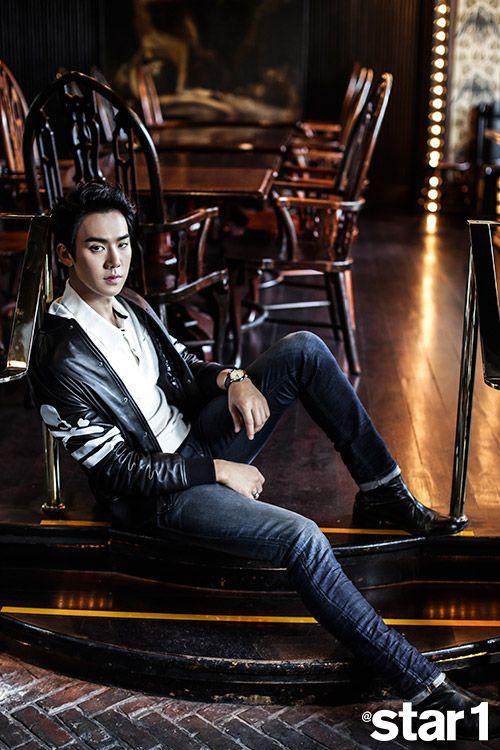 Yoo Yun Suk - @ Star1 Magazine October Issue '14