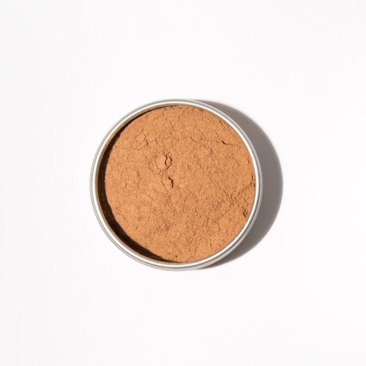 Plant Makeup Dark Foundation Powder No. 1
