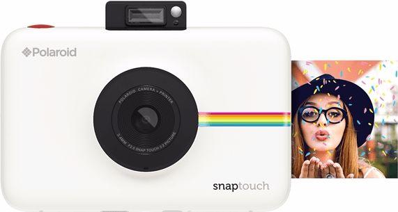 Bestel de Snap Touch Instant Digital Camera White bij Camerashop.be. Voor 23.59u? Morgen gratis bezorgd. Ook op zondag! Coolblue: alles voor een glimlach.