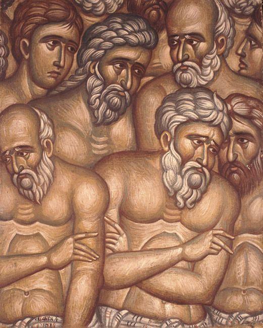 Fotis Kontoglou, (1895-1965), #Greek painter
