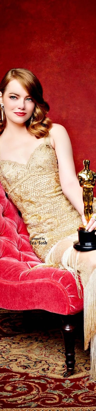 ❇Téa Tosh❇ Emma Stone – Winner for Best Actress (2017) in La La Land