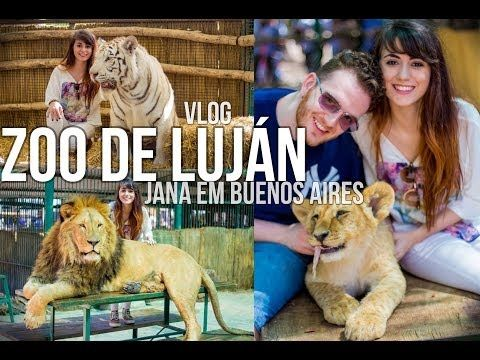 Jana em Buenos Aires: Zoo de Luján