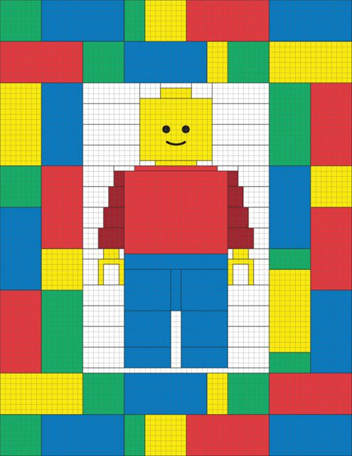 Lego Quilt By Designed By Mom Quilts Decor Childrens