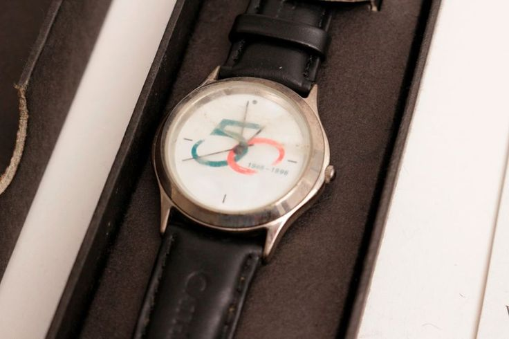 Cathay Pacific 50th Anniv. Limited Edition Watch 1996 (CX,HKG,160)