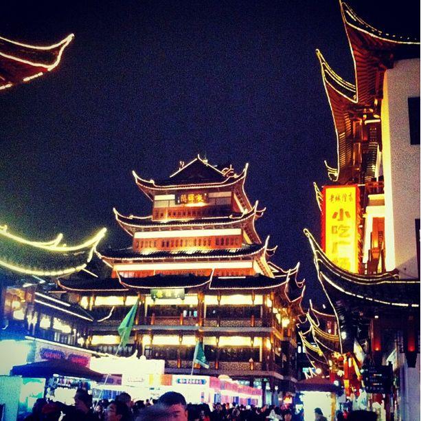 #上海市 #豫园 #Shanghai Yu Gardens
