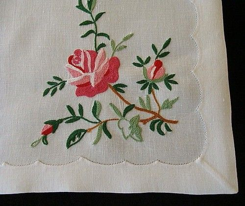 Beauvais Embroidery....the best!!