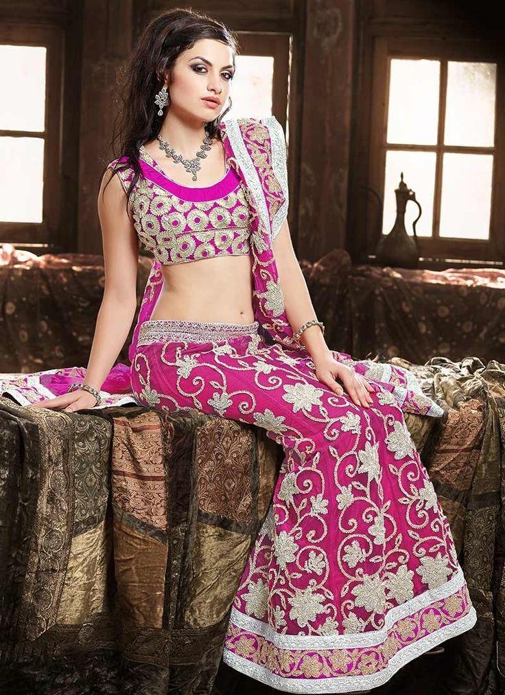 Mejores 32 imágenes de Choli Skirts en Pinterest | Lehenga choli en ...