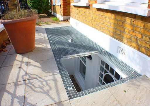 Basement Force - Projects - cellar conversions