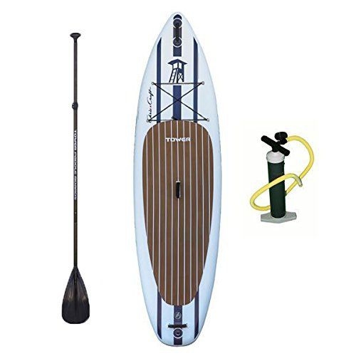The Chris Craft Edition by Tower is a beautiful, top-shelf collaboration by Tower Paddle Boards and Chris Craft. Making luxury boats for over 140 years, Chris Craft, is one of the oldest and most renowned high-end boat builders in America and the world. The beauty, attention to detail, and...