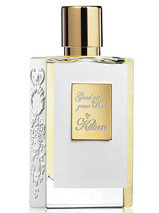 Good Girl Gone Bad  Eau de Parfum  by By Kilian    Good Girl Gone Bad Notes  Jasmin Sambac, osmanthus, rose, tuberose, narcissus, violet accord, plum accord, cedar wood, amber, patchouli, vetiver, musk
