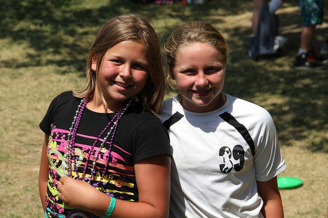 Its easy to make friends at YMCA Day Camp