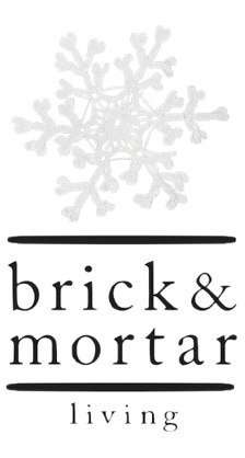 """#brickandmortarliving - """"What if snowflakes fell in flavours"""""""
