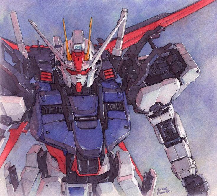 Hector Trunnec's No.5 AMAZING GUNDAM ARTWORKS http://www.gunjap.net/site/?p=328000