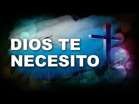 Señor Te Necesito - Samaritan Revival Musica Cristiana Adoracion