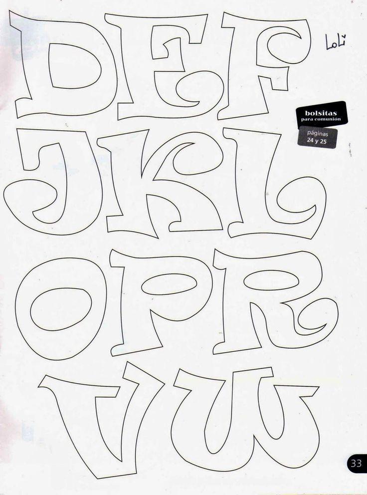 34 besten Alphabet Bilder auf Pinterest | Alphabet, Patchwork und ...