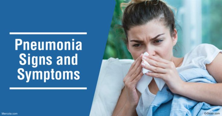 The symptoms of pneumonia may vary from one person to another. Know the signs and symptoms of pneumonia and how you can get rid of it.