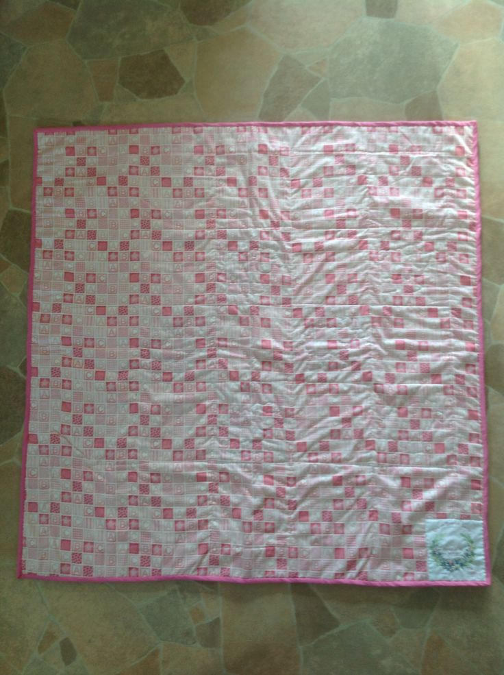 Quilt for Storm