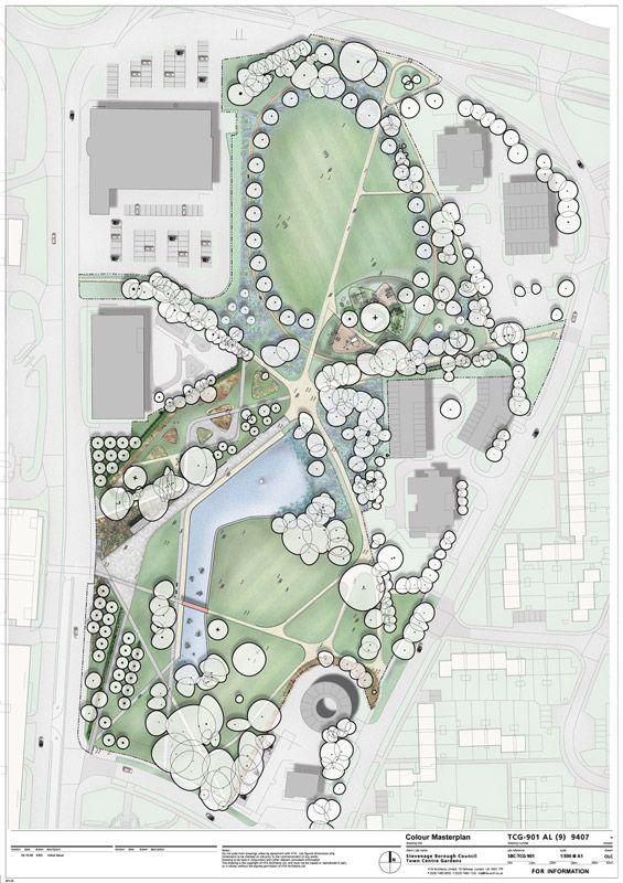 Stevenage-Town-Centre-Gardens-by-HTA-Landscape-15 « Landscape Architecture Works | Landezine