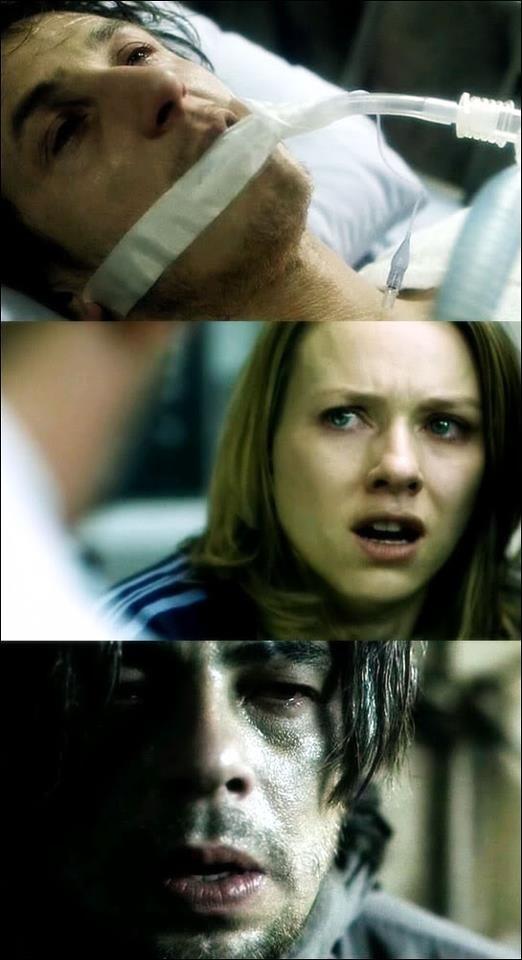 21 grams, Alejandro González Iñárritu (2003) #claquette #film