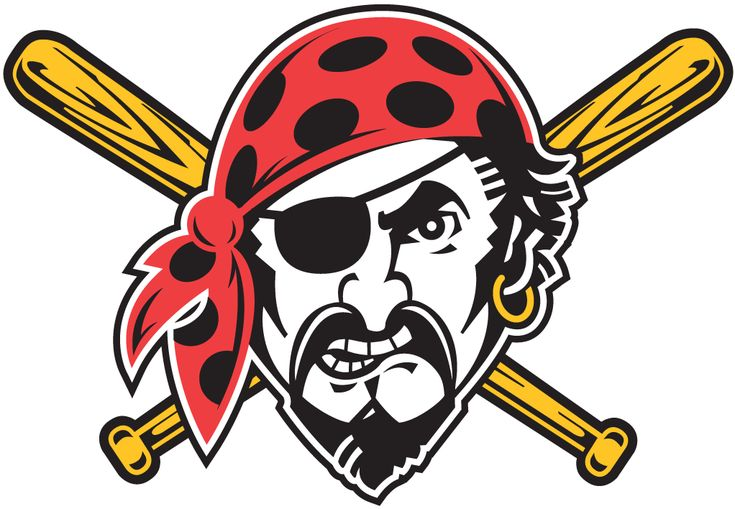 Pittsburgh Pirates Alternate Logo (1997) -