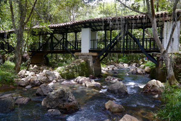 Parque Gallineral San Gil Santander Colombia